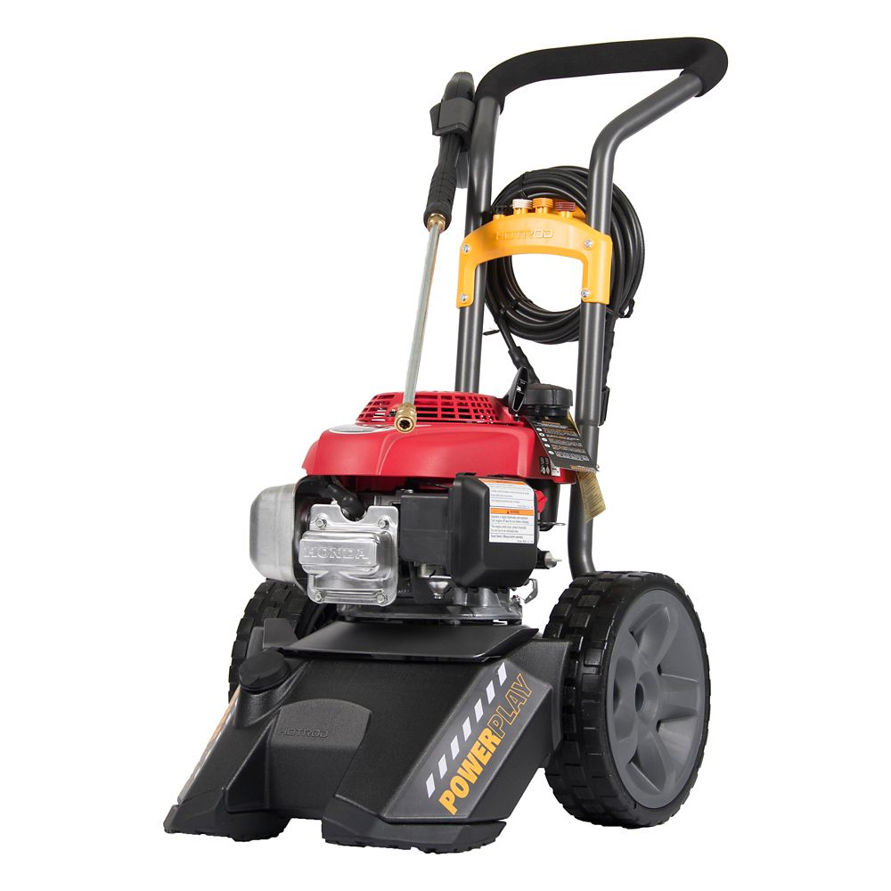 Hot Rod 3100-PSI 2.5 GPM Honda GCV190 Gas Pressure Washer